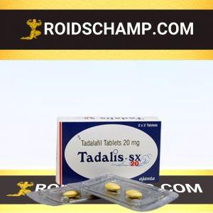 buy Tadalafil 20mg (4 pills)