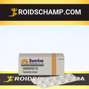 buy Tamoxifen citrate (Nolvadex) 10mg (10 pills)