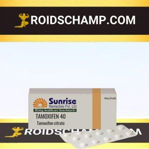 buy Tamoxifen citrate (Nolvadex) 40mg (10 pills)