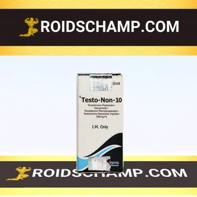 buy Sustanon 250 (Testosterone mix) 10ml vial (250mg/ml)