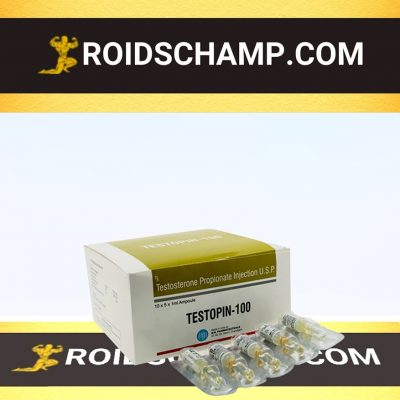 buy Testosterone propionate 10 ampoules (100mg/ml)