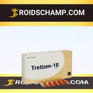 buy Isotretinoin (Accutane) 10mg (10 capsules)