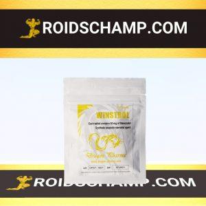 buy Stanozolol oral (Winstrol) 50mg (100 pills)